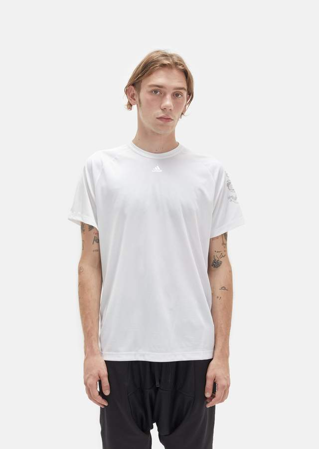 Adidas x Kolor Climachill Tee White Size: X-Small