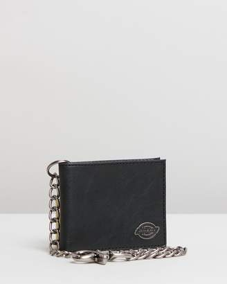 Dickies Slim Wallet With Chain
