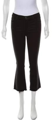 J Brand Selena Bootcut Mid-Rise Jeans
