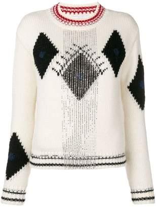 Ermanno Scervino embellished jumper