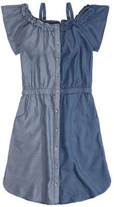 Levi's Harper Cold-Shoulder Dress