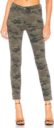 Hudson Jeans Barbara High Waist Super Skinny Ankle.
