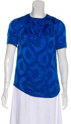 Isabel Marant Short Sleeve Blouse
