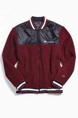 Champion Sherpa Baseball Jacket