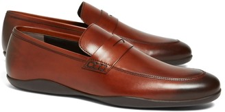 Brooks Brothers Harrys Of London Downing Dress Penny Loafers