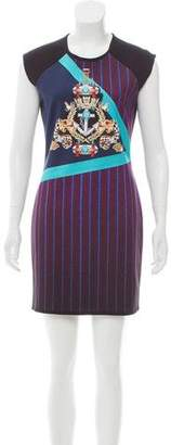 Mary Katrantzou Knit Mini Dress w/ Tags
