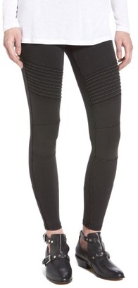 Women's Bp. Moto Leggings $39 thestylecure.com