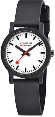 Mondaine (モンディーン) - モンディーン(MONDAINE) スイス レイルウェイ エッセンス ウォッチ 32ミリ ホワイトダイヤル