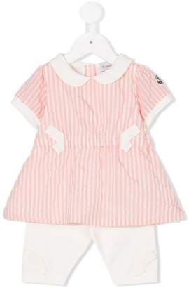 Moncler striped tunic top