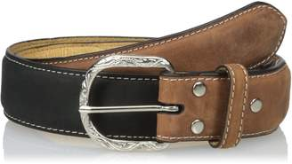Nocona Belt Company Belt Co. Men's 2-Tone Basic Buckle