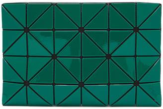 Bao Bao Issey Miyake Lucent two-tone flat pouch bag