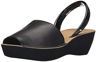 Kenneth Cole Reaction Women's Fine Glass Wedge Sandal $16.88 thestylecure.com