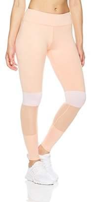 Mint Lilac Women's High Waist Yoga Leggings Athletic Workout Pants