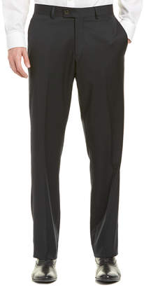 Façonnable Wool Flat Front Pant