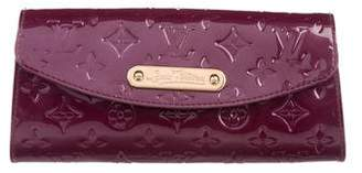 Louis Vuitton Vernis Sunset Boulevard Clutch