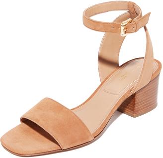 Michael Kors Collection Sam City Sandals $395 thestylecure.com