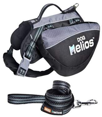 Dog Helios Helios Freestyle 3-in-1 Explorer Convertible Backpack, Harness and Leash