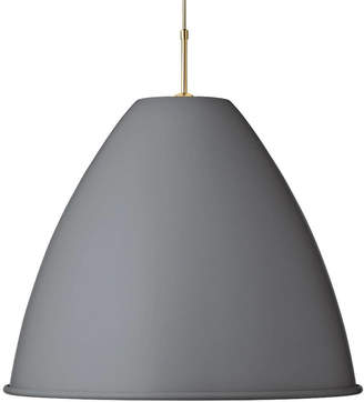Bestlite BL9XL Pendant Light - Grey/Brass