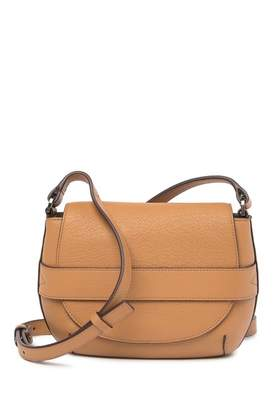 Vince Park Small Leather Crossbody Bag