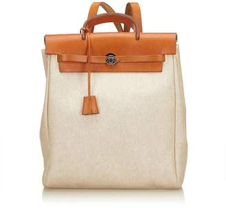 Hermes Vintage Herbag Backpack