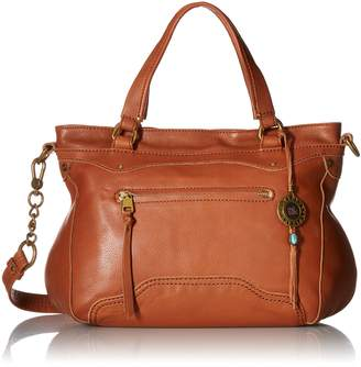 The Sak Tahoe Leather Satchel Satchel Bag