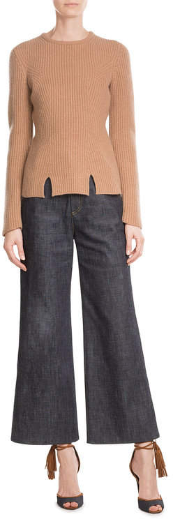 Nina RicciNina Ricci Wool Turtleneck Pullover