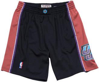 Mitchell & Ness Men's Utah Jazz Authentic Nba Shorts