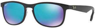 Ray-Ban Polarized Chromance Collection Sunglasses, RB4263 55