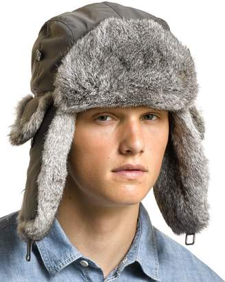 d09456be457 frr B-52 Aviator Hat with Rabbit Fur (S M