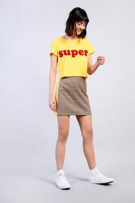 Glamorous **Checked Skirt