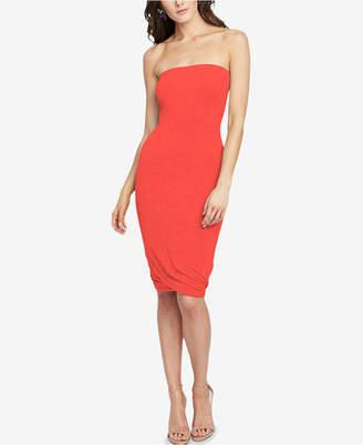Rachel Roy Twisted Tube Dress, Created for Macy's
