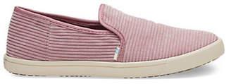 Toms Clemente Corduroy Slip-On Sneakers