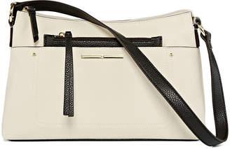 9c5fa8258ee Liz Claiborne Top Zip Shoulder Bag - ShopStyle