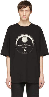 Lanvin Black Realm Of Chaos And Night T-Shirt