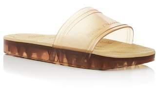 Melissa Women's Slide + Rider Pool Slide Sandals