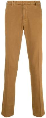 Boglioli slim-fit chino trousers