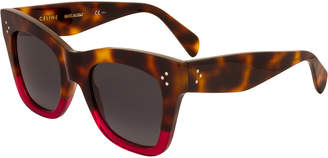 Celine Women's 41090 50Mm Sunglasses