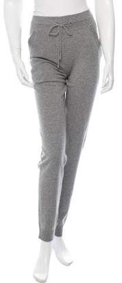 Chanel Cashmere Knit Pants w/ Tags