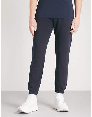 Napapijri Maray logo-print cotton-jersey jogging bottoms
