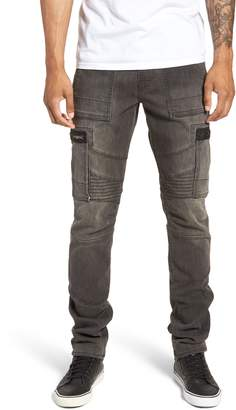 True Religion Brand Jeans Nomad Straight Leg Jeans