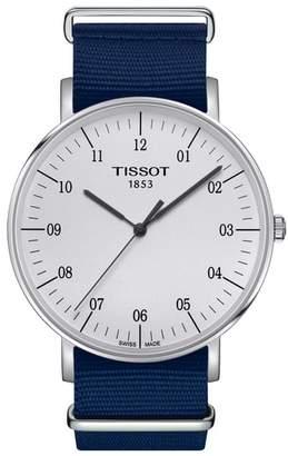 Tissot Everytime NATO Strap Watch, 42mm