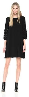 Julian Taylor Women's Balloon Sleeve Dress