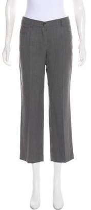Akris Wool Cropped Pants