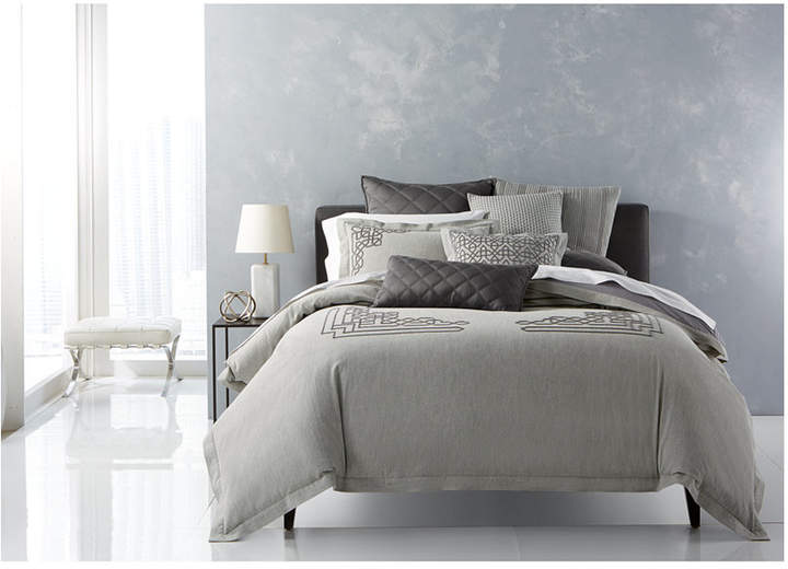Hotel Collection Fretwork Bedding Collection, Created for Macy's