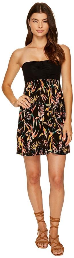 Roxy - Ocean Romance Bustier Women's Dress