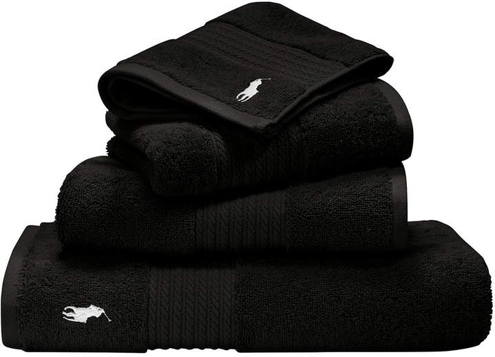 Buy Player Towel - Black - Guest Towel!