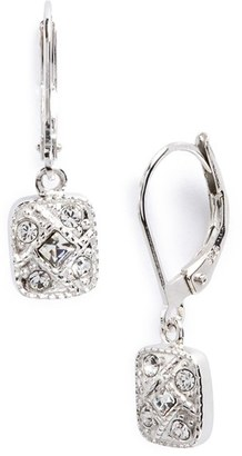 Women's Judith Jack Square Drop Earrings $50 thestylecure.com