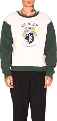 Enfants Riches Deprimes Le Rosey Crewneck Sweatshirt