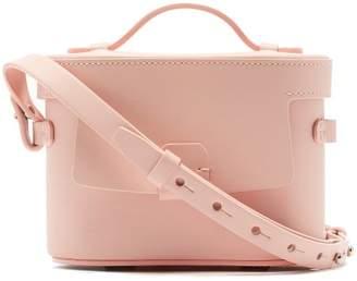 Nico Giani - Frera Mini Matte Leather Cross Body Bag - Womens - Light Pink