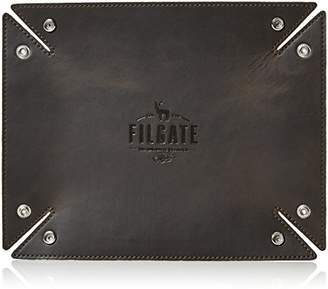 Filgate Leather Tray Handmade Key Wallet Phone Leather Tray Valet